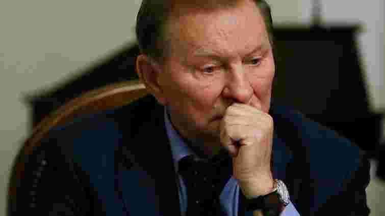 Кучма прокоментував скандальні переговори Савченко з бойовиками