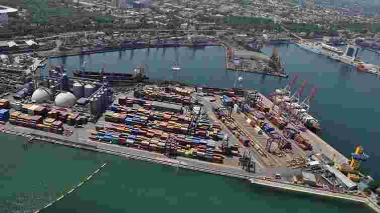 Мінінфраструктури планує перетворити порт «Чорноморськ» у великий транзитний хаб