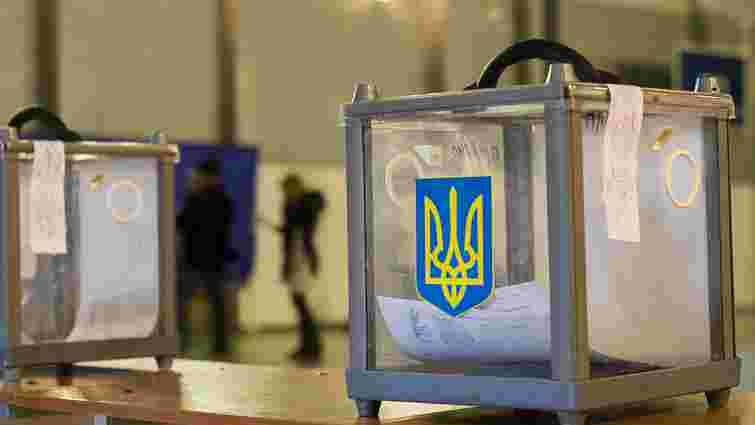 На Львівщині зафіксували рекордно низьку явку на місцевих виборах