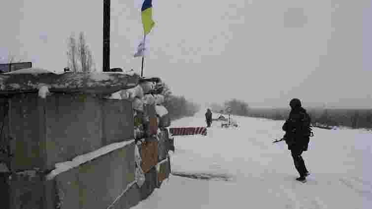 Сили АТО відбили атаку росіян і втратили у бою п'ятеро бійців
