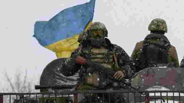 Українські військові у відповідь на атаку бойовиків зайняли їхні позиції на Світлодарській дузі