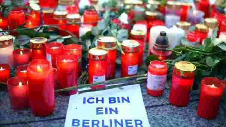 Німецька поліція підтвердила загибель українця під час теракту в Берліні