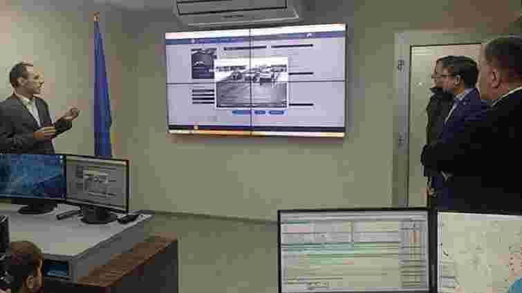 В Маріуполі відкрили перший в Україні сучасний сервісно-аналітичний центр МВС