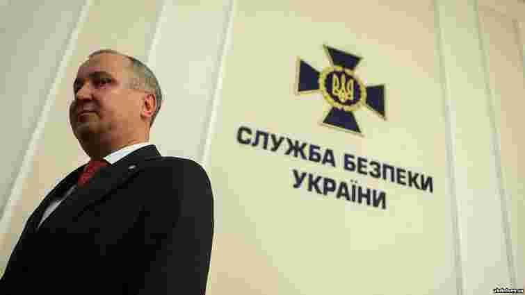Василь Грицак підтвердив візит Порошенка до СБУ 21 грудня вночі