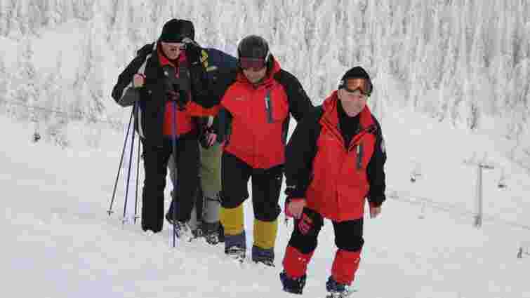 Рятувальники знайшли чернівецького туриста, який заблукав під час сходження на Говерлу