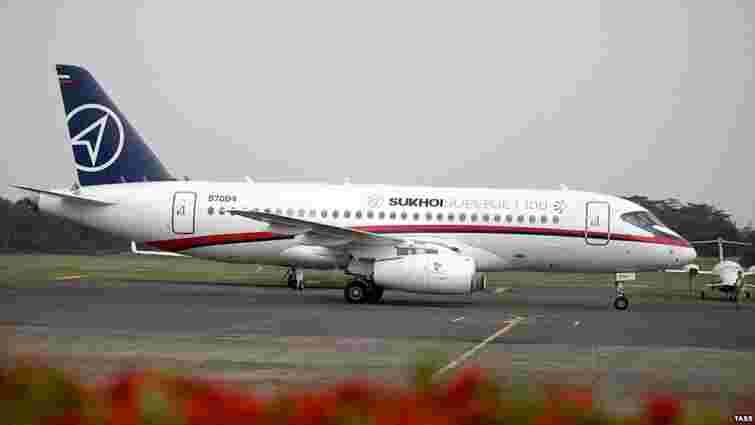 У Мексиці скасували 25 авіарейсів через літаки російського виробництва