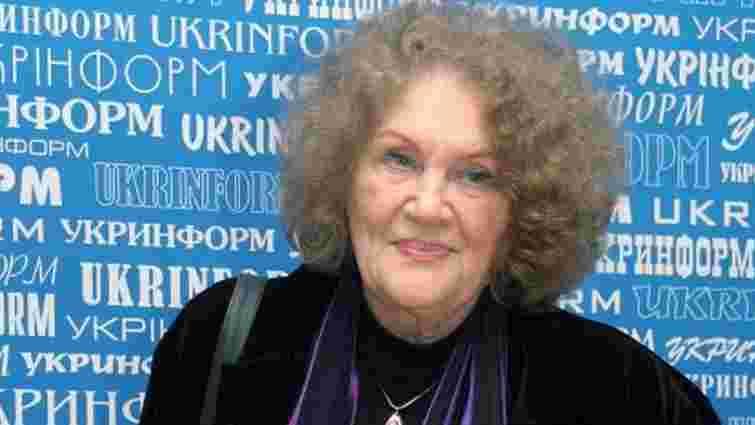 Серед усіх письменників у 2016 році ЗМІ найчастіше згадували Ліну Костенко
