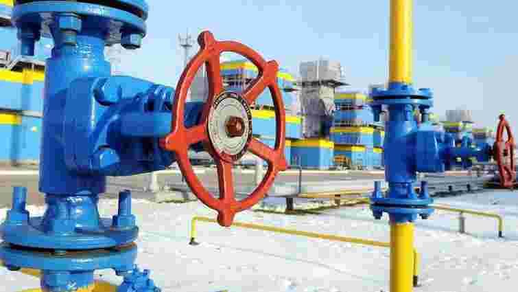 «Газпром» різко знизив тиск газу на вході до української ГТС