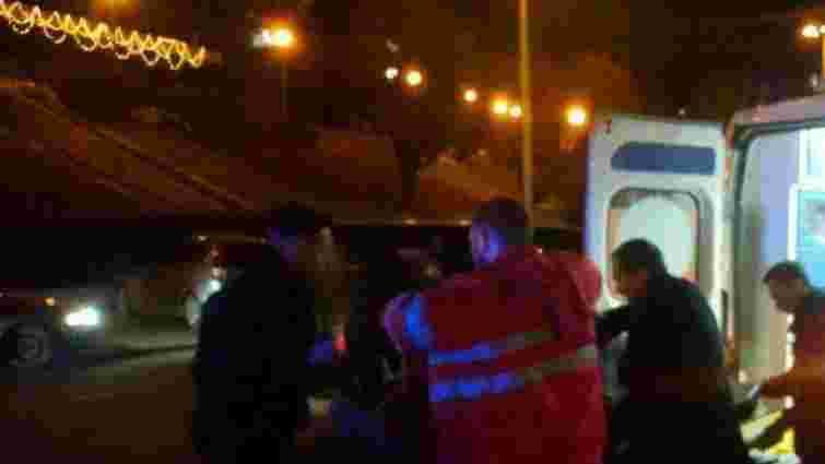 У центрі Києва сталася стрілянина, тяжко поранені чоловік та жінка