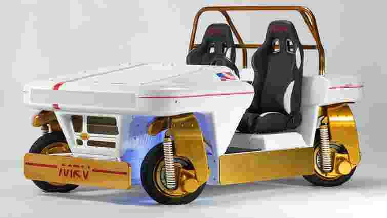 У NASA розробили новий роботизований космомобіль для астронавтів