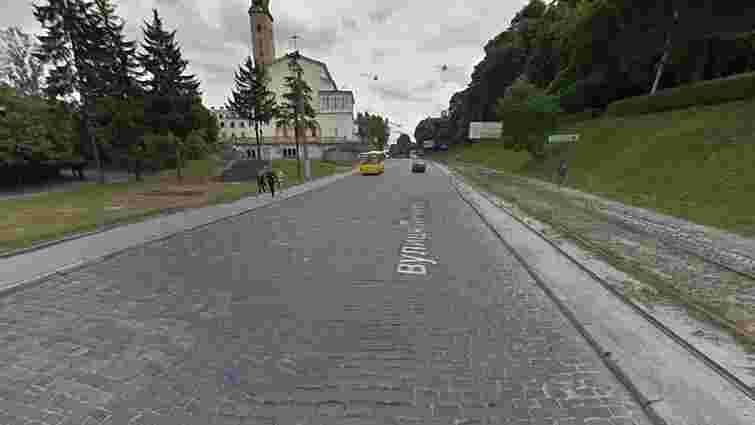 У березні у Львові закриють на ремонт вул. Личаківську