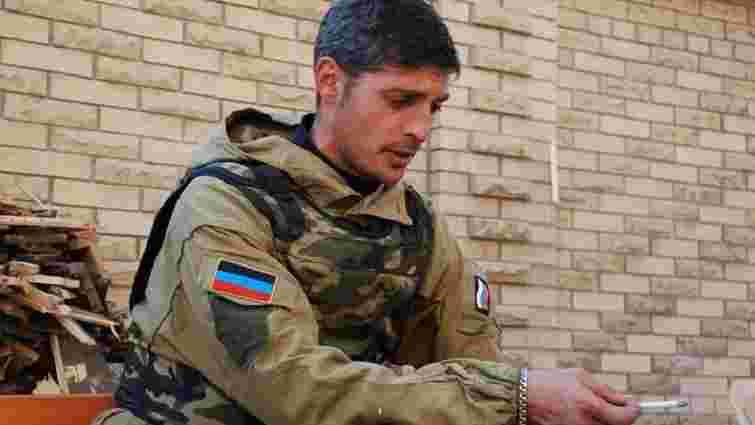 Вогнемет, з якого знищили терориста «Гіві», є лише на озброєнні російської армії