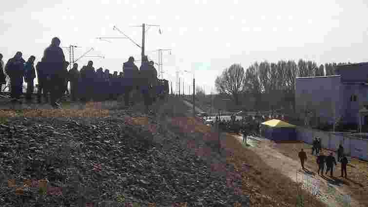 У Конотопі учасники торгової блокади Донбасу заявили про зупинку потягів з РФ
