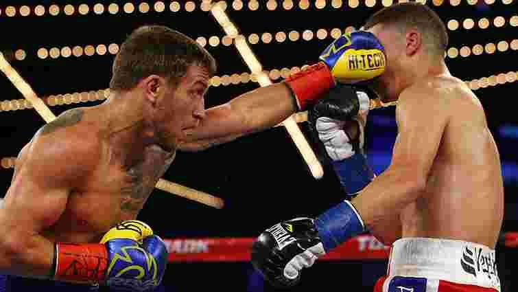 Українського боксера Ломаченка назвали «Пікассо боксу»