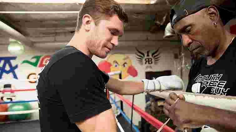 Український боксер скасував бій у США через травму