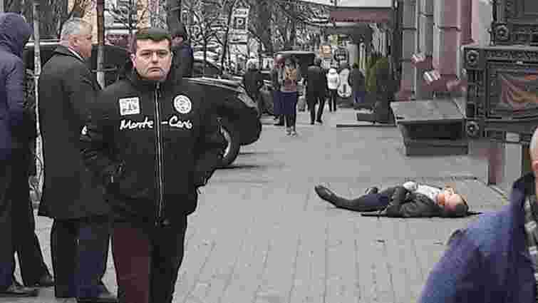 У центрі Києва застрелили екс-депутата Держдуми РФ Дениса Вороненкова