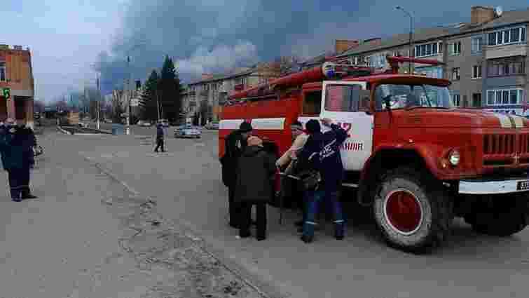 США і Словаччина готові допомогти з ліквідацією наслідків вибухів у Балаклії