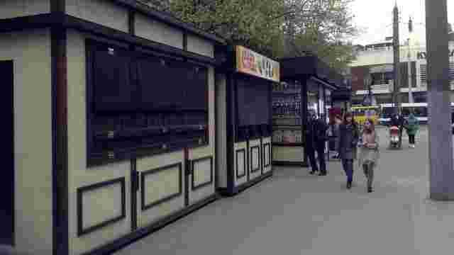 Львівський суд зобов'язав підприємця демонтувати два МАФи в центрі міста