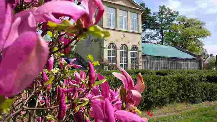 У Львові проведуть день відкритих дверей у Ботанічному саду