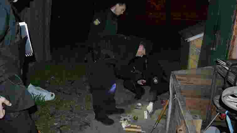 В Одесі біля Куликового поля поліція знайшла рюкзак з гранатами і тротиловою шашкою