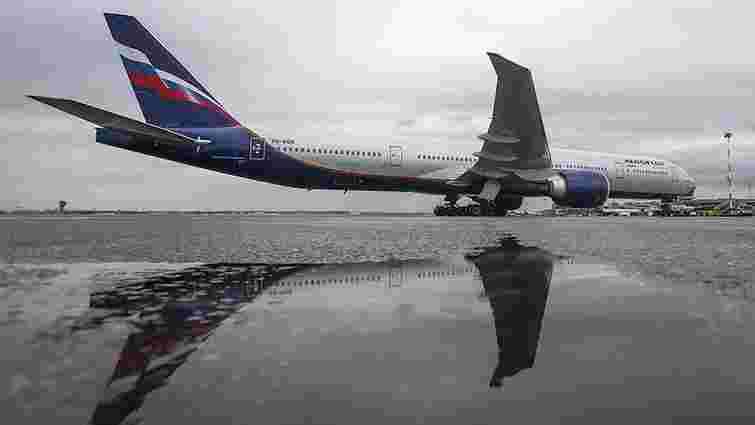 27 пасажирів російського літака постраждали від раптової турбулентності
