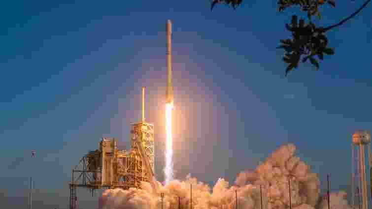 Ракета компанії SpaceX вивела на орбіту супутник розвідки США