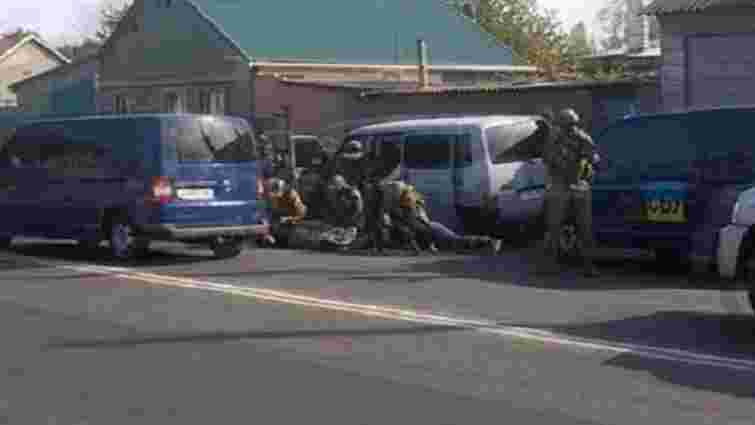 СБУ затримала в Одесі групу місцевих мешканців за підозрою в підготовці терактів