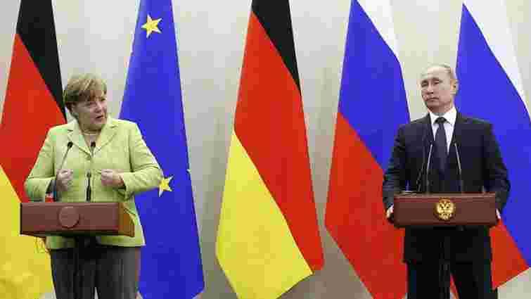 Ангела Меркель виступила проти нової угоди щодо врегулювання ситуації на Донбасі