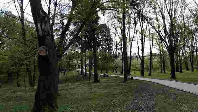 У львівському парку «Залізна вода» облаштували дощову каналізацію