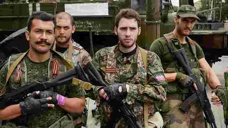 Колишнього бойовика «ДНР» прийняли до лав армії США