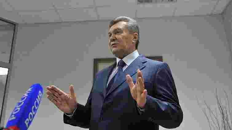 Інтерпол припинив розшук Януковича та його сина