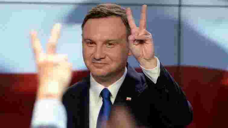 Президент Польщі пообіцяв розібратися з демонтованим пам'ятником воїнам УПА