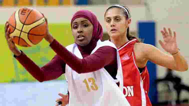 Міжнародна федерація баскетболу дозволила виступати у хіджабах