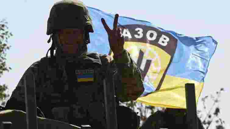 У США заборонили витрачати виділені Конгресом кошти на полк «Азов»