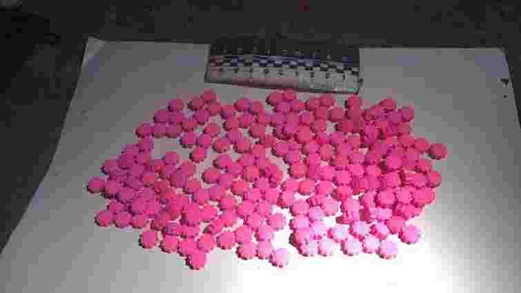 У львів'янина вилучили наркотиків вартістю ₴130 тис.