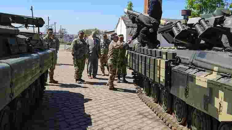 У Харкові вирішили відновити Інститут танкових військ