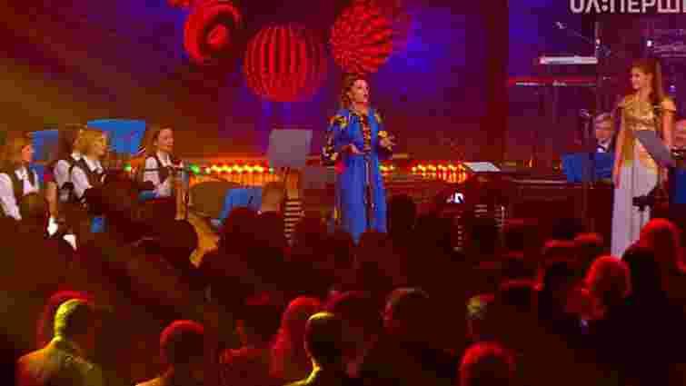У Києві відбулося урочисте відкриття «Євробачення-2017»