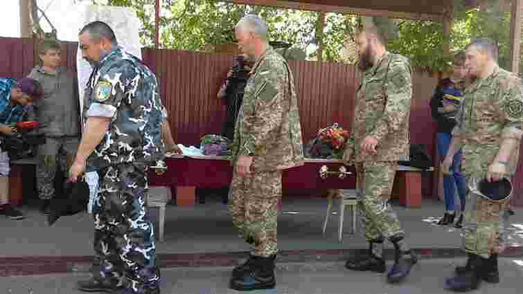 У Дніпрі попрощалися із трьома загиблими на Світлодарській дузі вояками