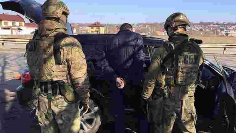 СБУ затримала угруповання торговців зброєю із зони АТО