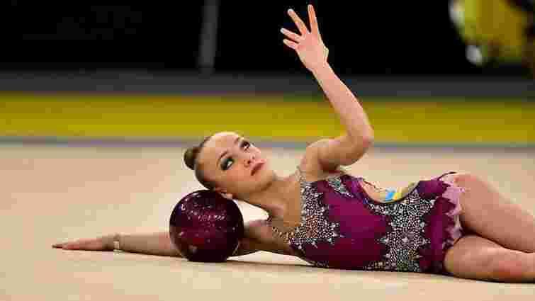 Львів'янка виборола чотири «золота» на турнірі з художньої гімнастики у Словаччині