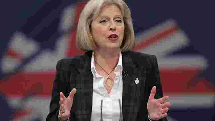Тереза Мей обіцяє втричі скоротити потік мігрантів до Великобританії