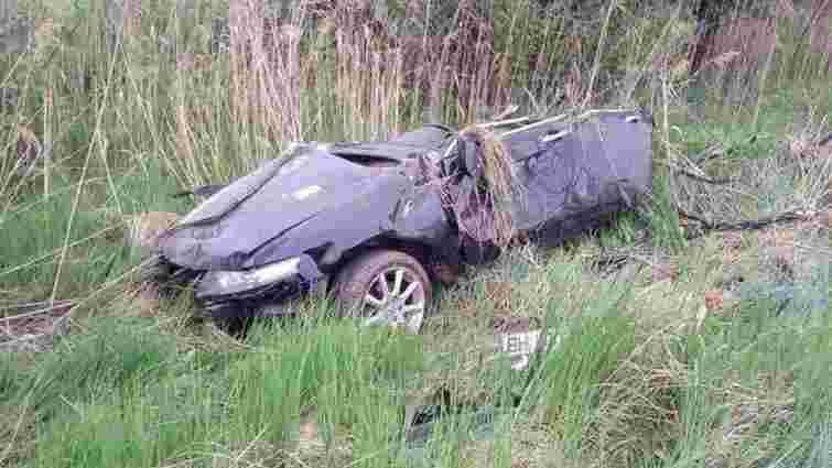 У ДТП на Київщині загинуло троє людей