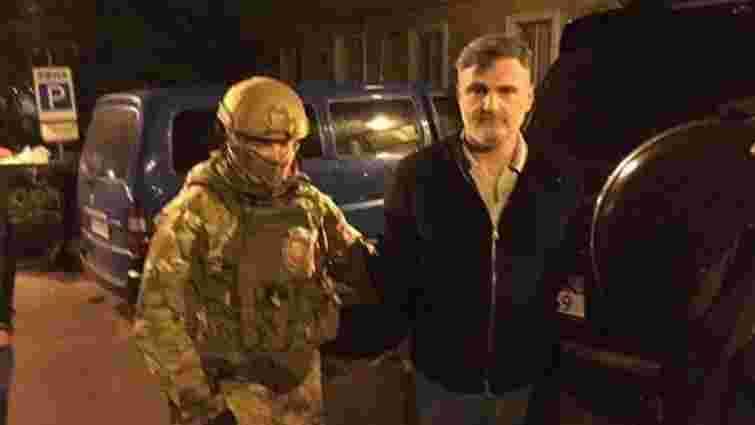 Поліція вдруге затримала в Україні грузинського авторитета на псевдо Ґуґа