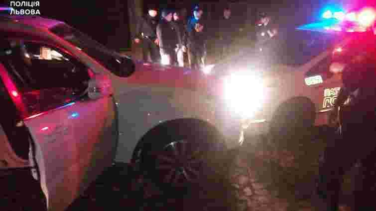 П'яний водій у Львові вчинив дві ДТП, втікаючи від патрульних