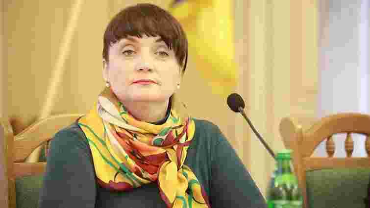 «Самопоміч» оскаржить звільнення першої заступниці голови Львівської облради у суді