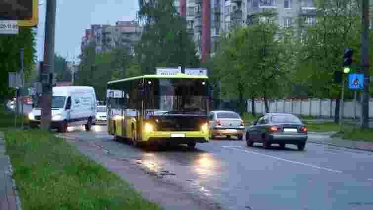 На автобусному маршруті №46 у Львові курсують 10 нових «Електронів»