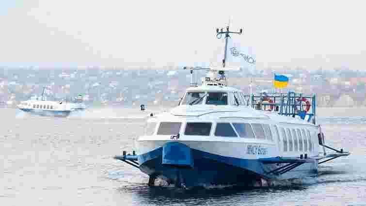 Агрохолдинг «Нібулон» відкрив водне пасажирське сполучення на півдні України