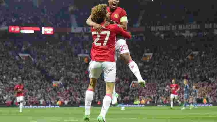 «Манчестер Юнайтед» зіграє з «Аяксом» у фіналі Ліги Європи
