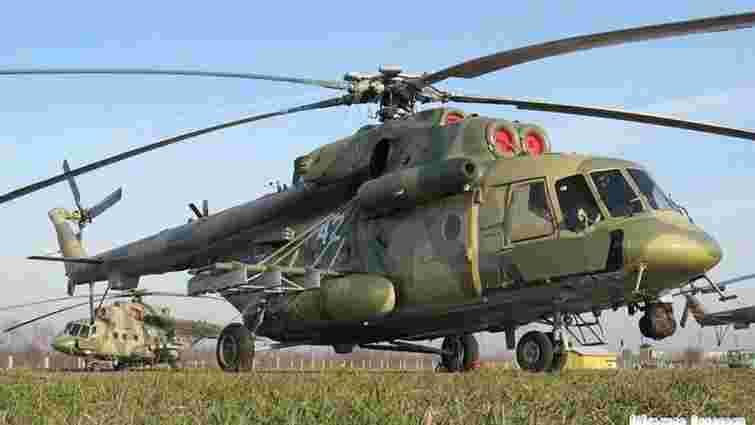 Двоє українців хотіли вивезти до Росії деталь для гелікоптера МІ-8