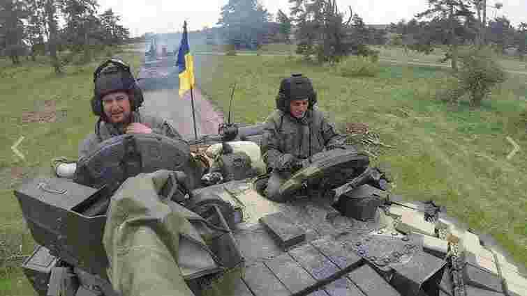 Українці вразили представників НАТО на змаганнях з танкового біатлону у Німеччині